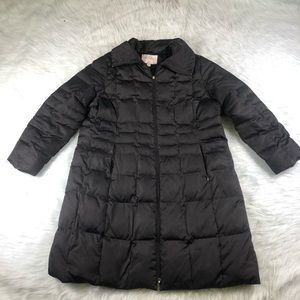 Laundry by Shelli Segal Down Puffer Quilted Jacket